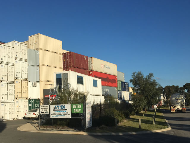 Shipping Containers Abc Containers Perth