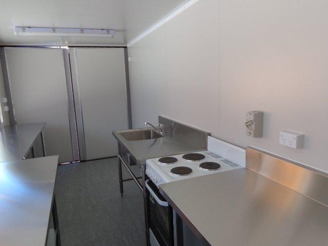 20ft Café Servery Container1