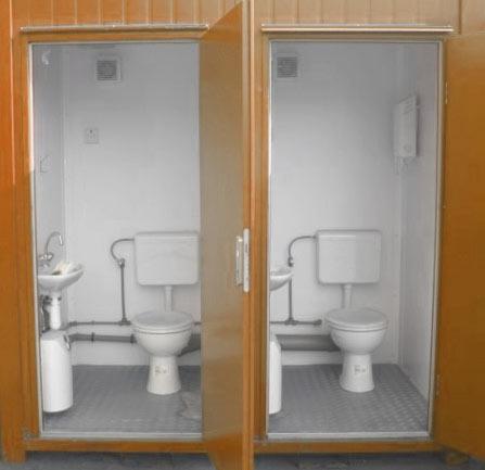 2 door ablution