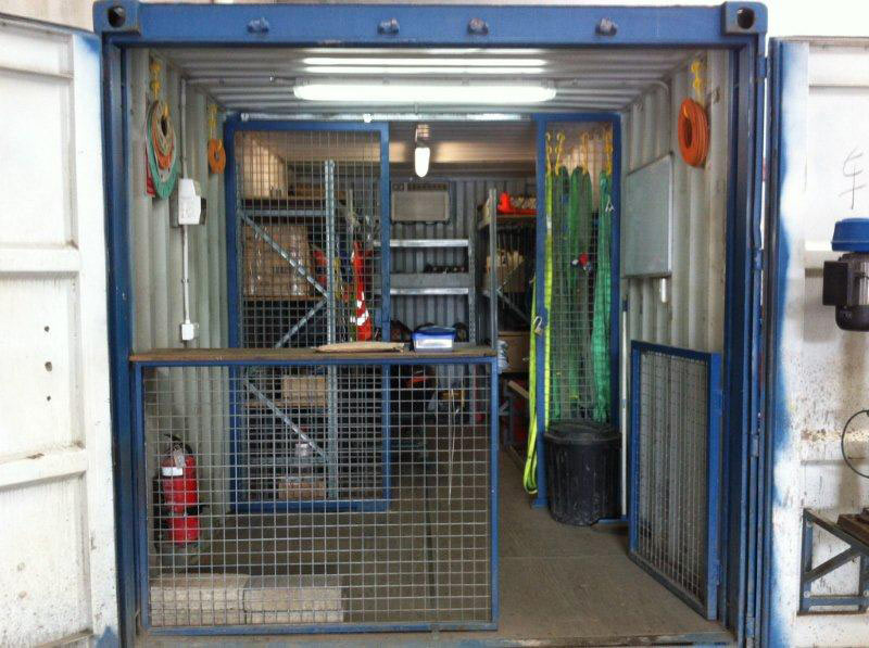 Portable Workshops Abc Containers Perth