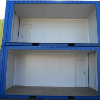 Modular insulated offices