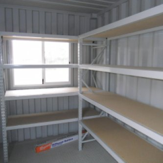 4 Tier Heavy Duty Shelving