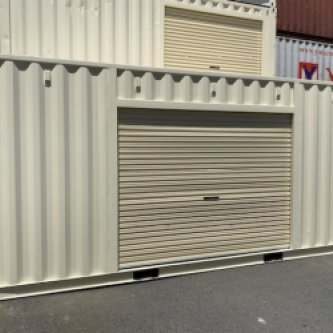 20' ft General Purpose Container Side 2