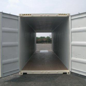 40ft General Purpose with doors open