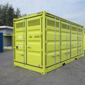 Brand new 20' Dangerous Goods Storage