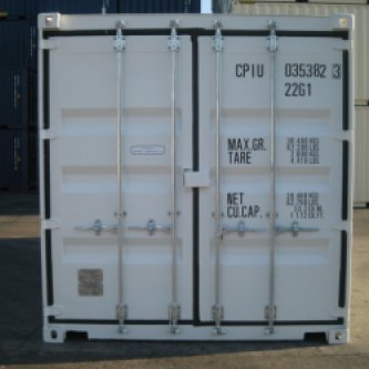 Create Container Product cargo doors