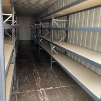 refurbished 40ft HC shelves (2)