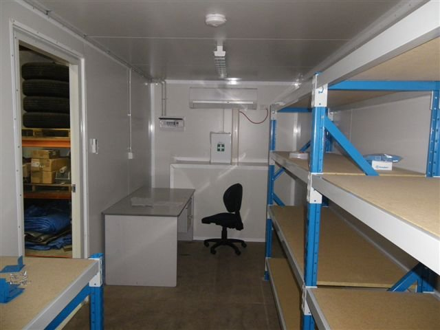 20ft Furnished Site Office Abc Containers Perth