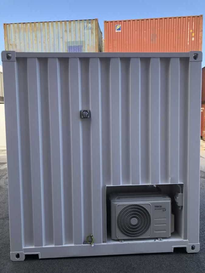 20ft Modified Sea Container   ABC Containers Perth