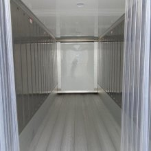 20ft New Build Refrigerated Shipping Container - internal view