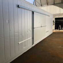 40ft Refurbished Cool Room double doors