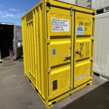 new 10ft dangerous goods container