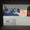 20ft Modified Tool Storage Shipping Container View from inside 2