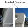 Twist Lock Connection
